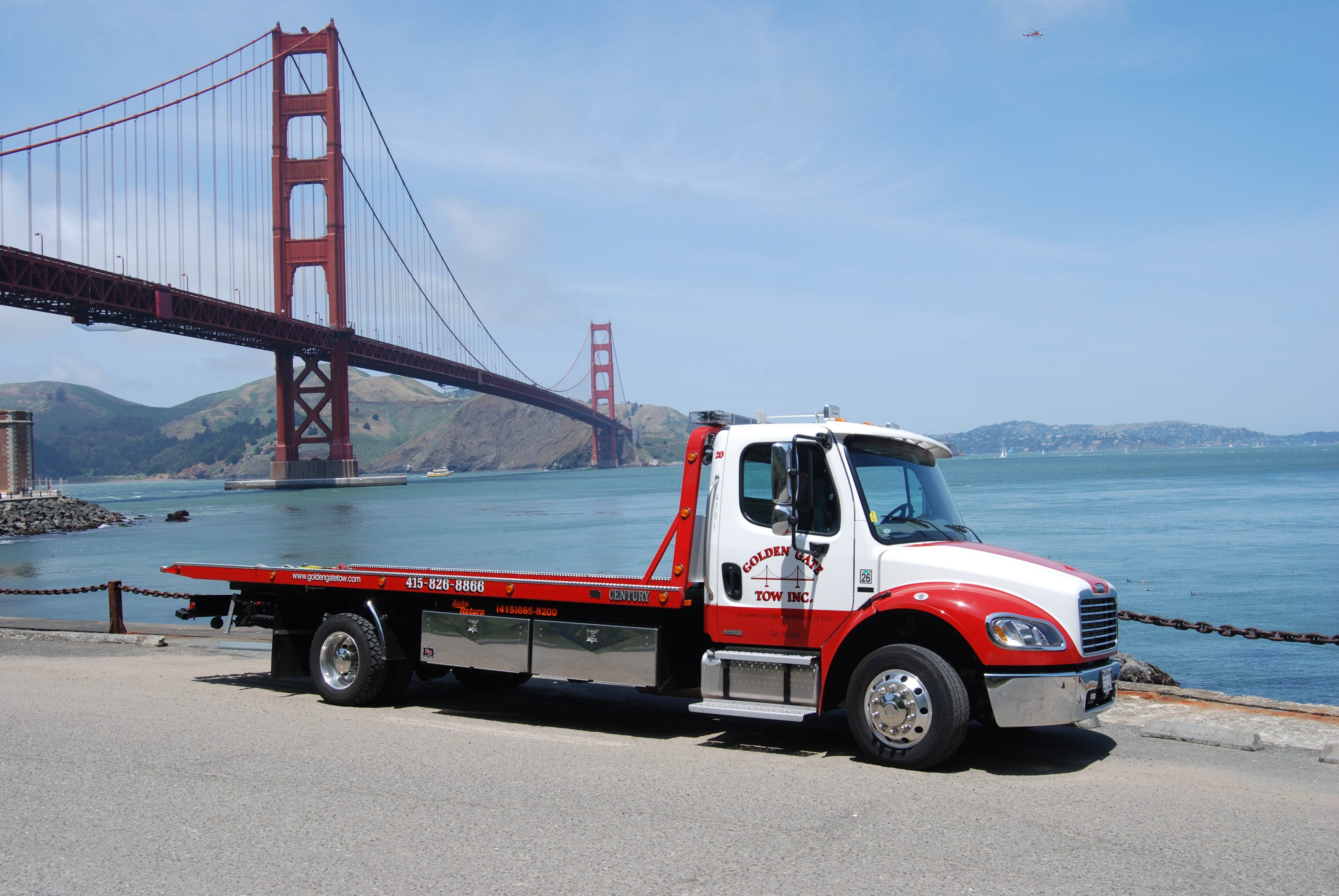 Golden Gate Tow Inc. image 28