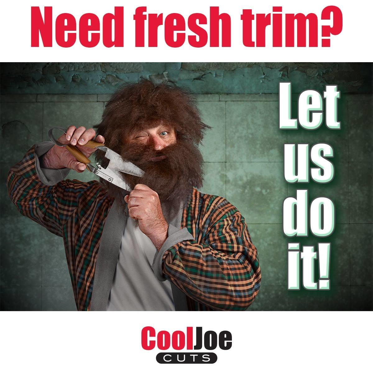 Cool Joe Cuts - Sean Haggerty image 2