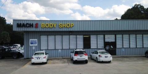Mach 1 Body Shop Inc.