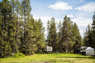 Bend-Sunriver RV Campground image 2