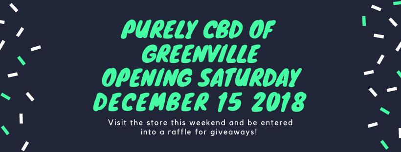Purely CBD of Greenville image 0