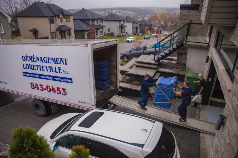 Déménagement Loretteville Inc à Québec