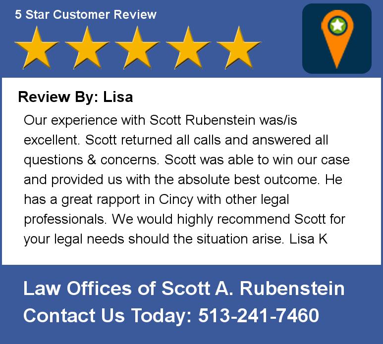 Attorney Scott Rubenstein image 0