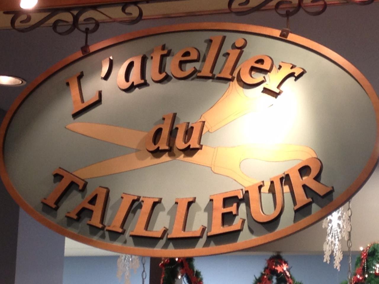 Atelier du Tailleur GC Inc à Québec