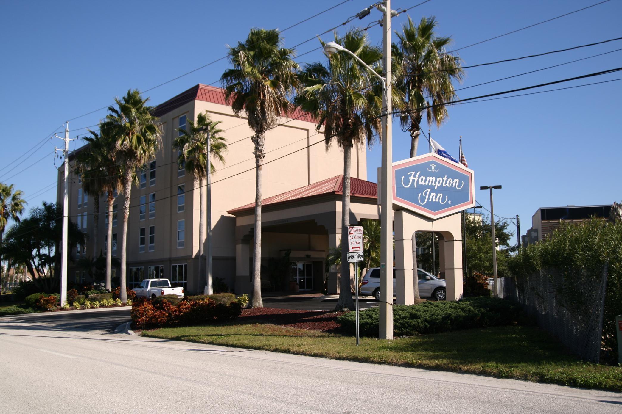 Hampton Inn Tampa/Rocky Point-Airport image 0