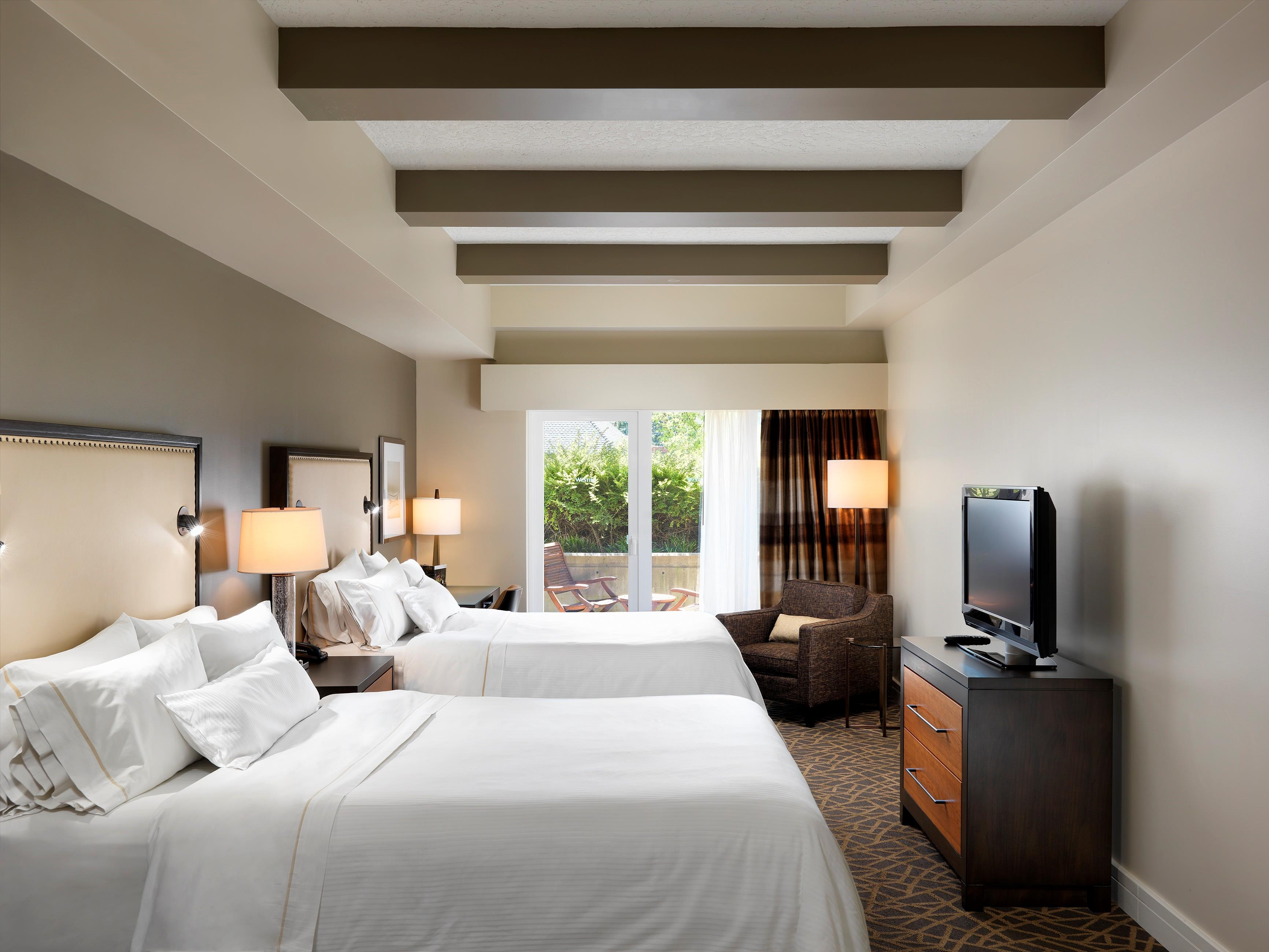 The Westin Bear Mountain Golf Resort & Spa, Victoria in Victoria: Traditional Bedroom