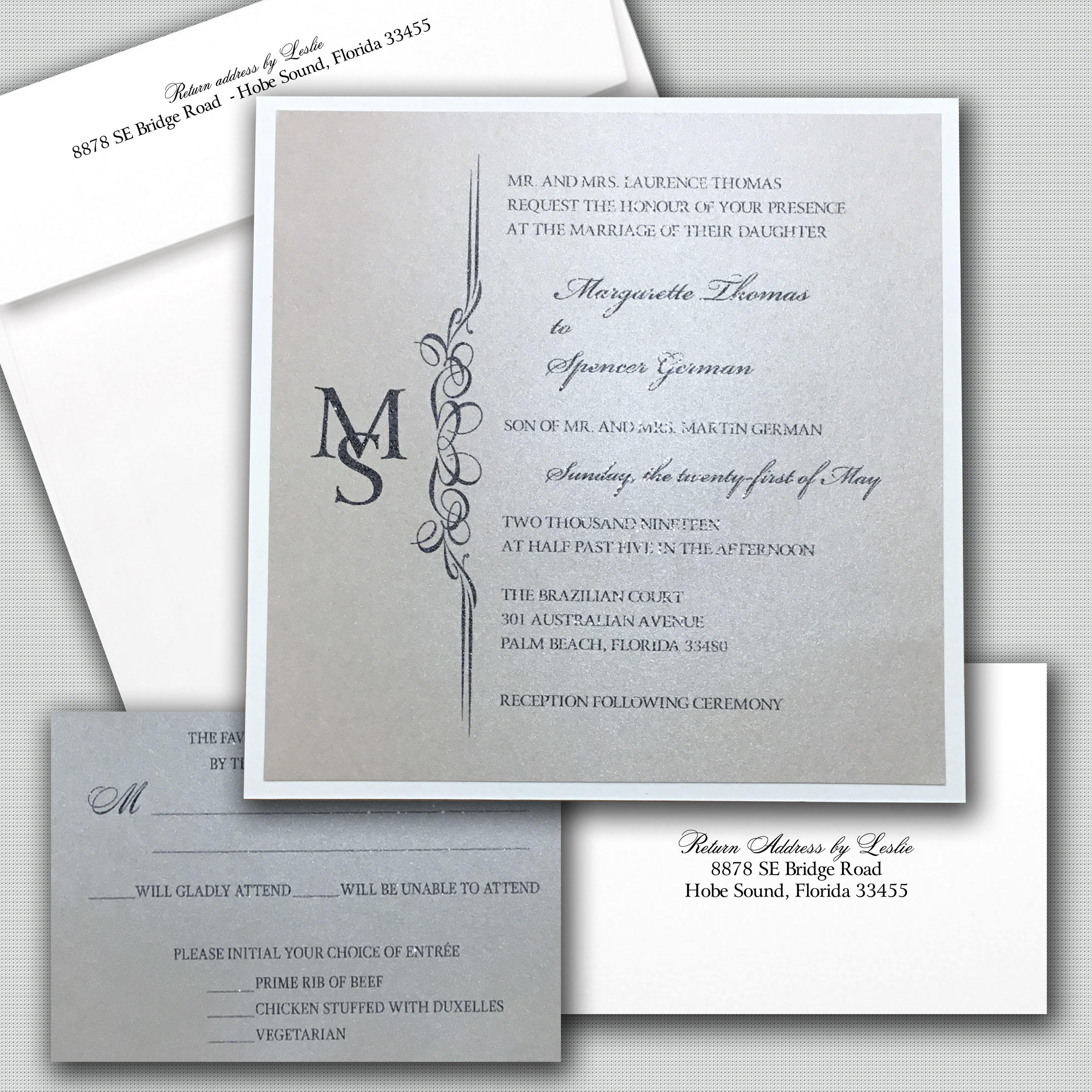 Leslie Store Wedding Invitations & Stationery image 2