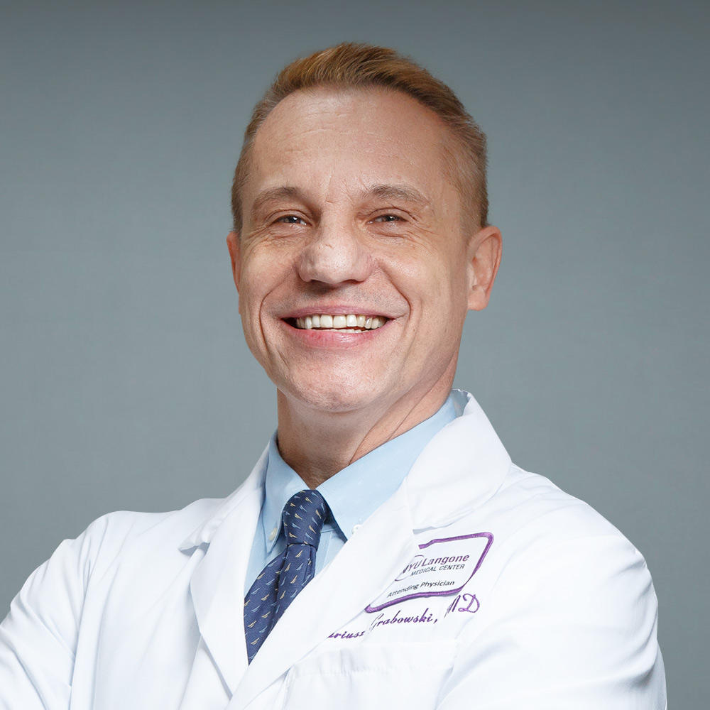 Dariusz Grabowski, MD