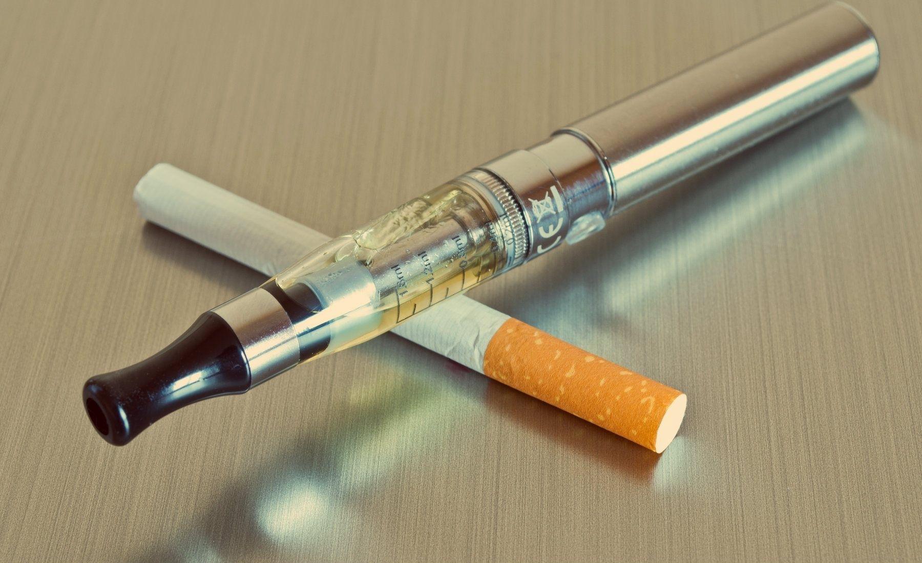 Как сделать больше дыма в электронной сигарете