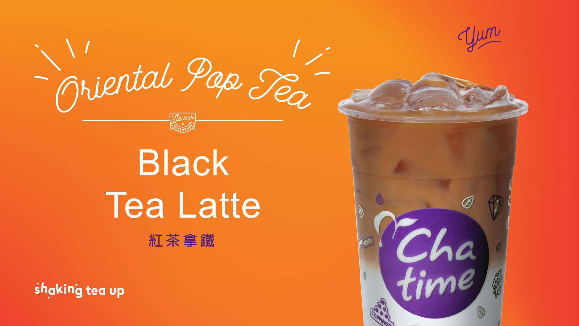 Chatime Bubble Tea & Slurping Noodles image 71