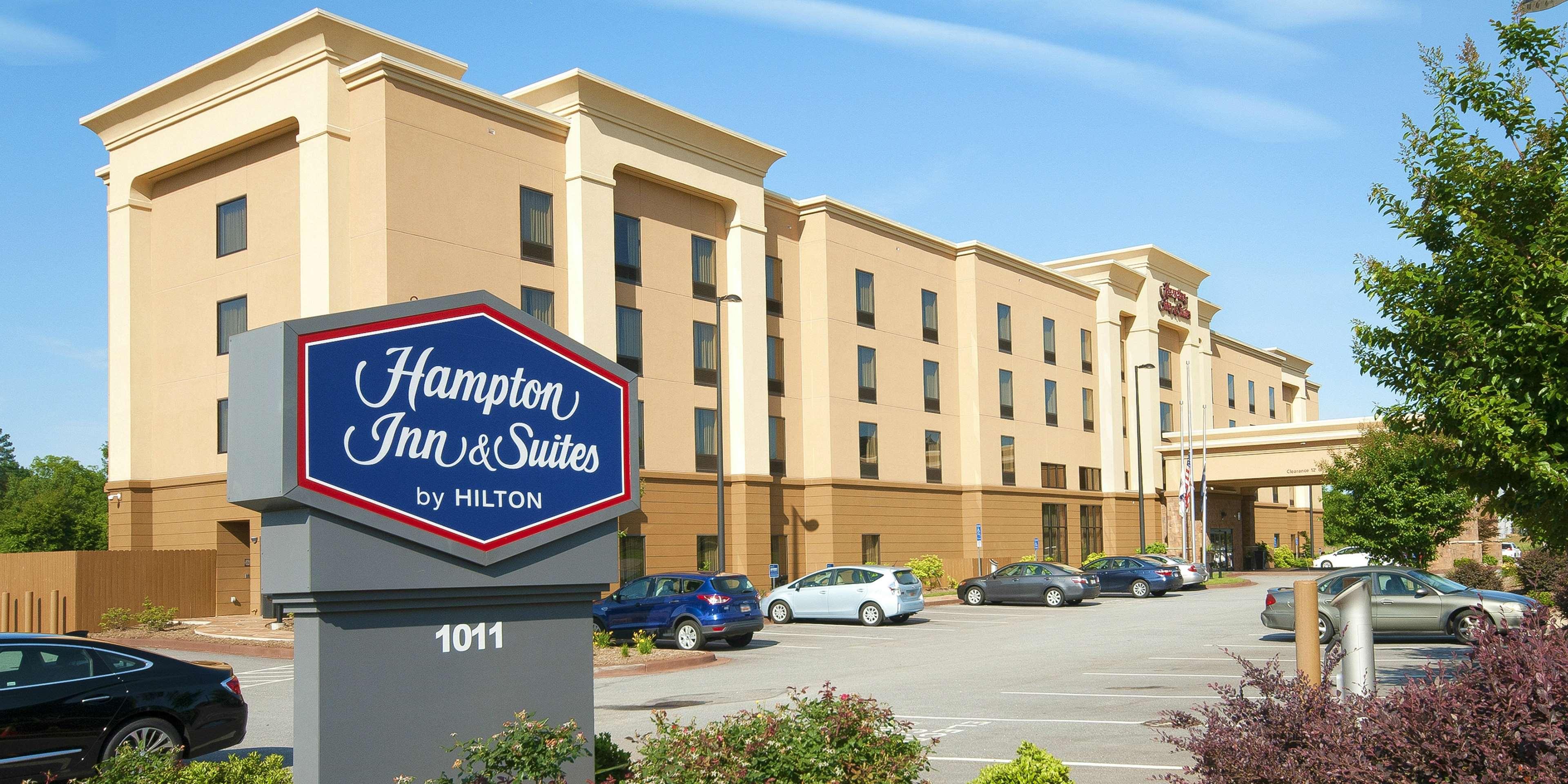 Hampton Inn & Suites Seneca-Clemson Area image 29