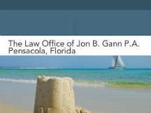 The Law Office of Jon B. Gann P.A.