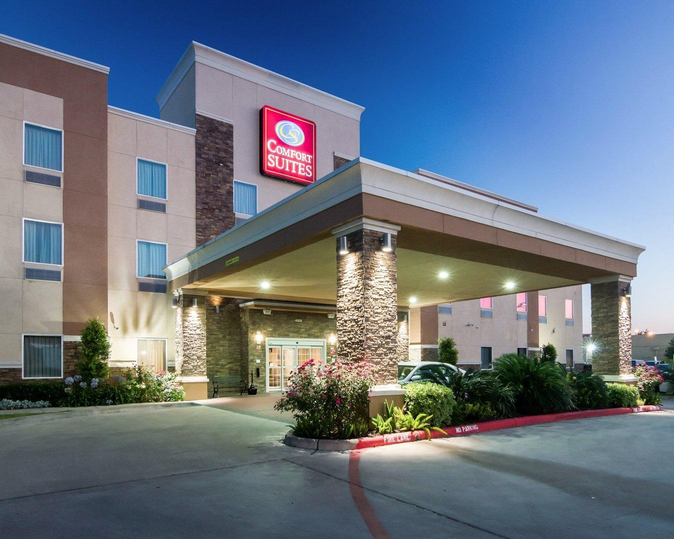 Hotel in TX Katy 77494 Comfort Suites At Katy Mills 25115 Katy Freeway  (281)574-5900