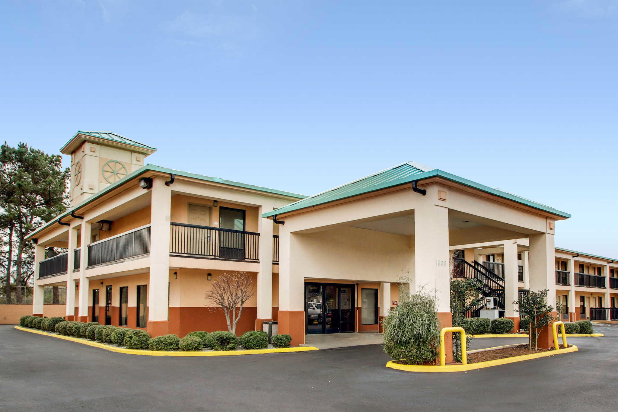 Hotels Near Laurel Ms