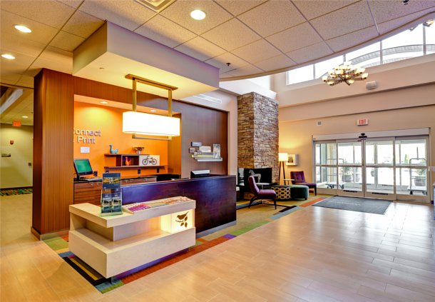 Fairfield Inn & Suites by Marriott Durham Southpoint image 1