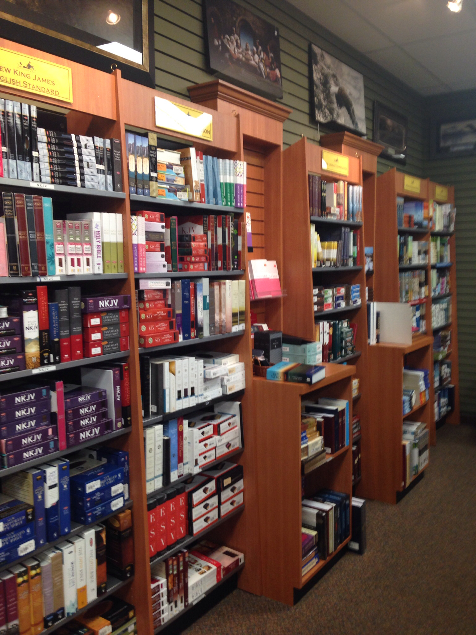 Christian Book & Music Centre in Victoria