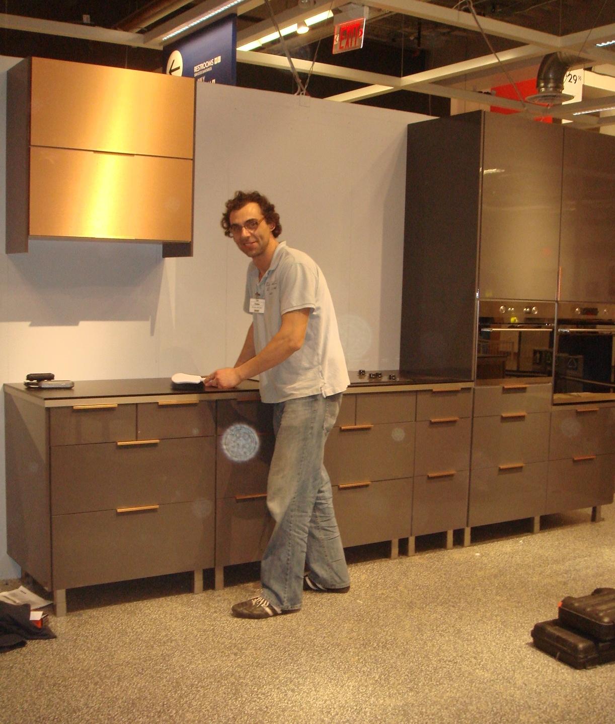 Kitchen Craft LLC - Ikea Kitchen Installation image 23