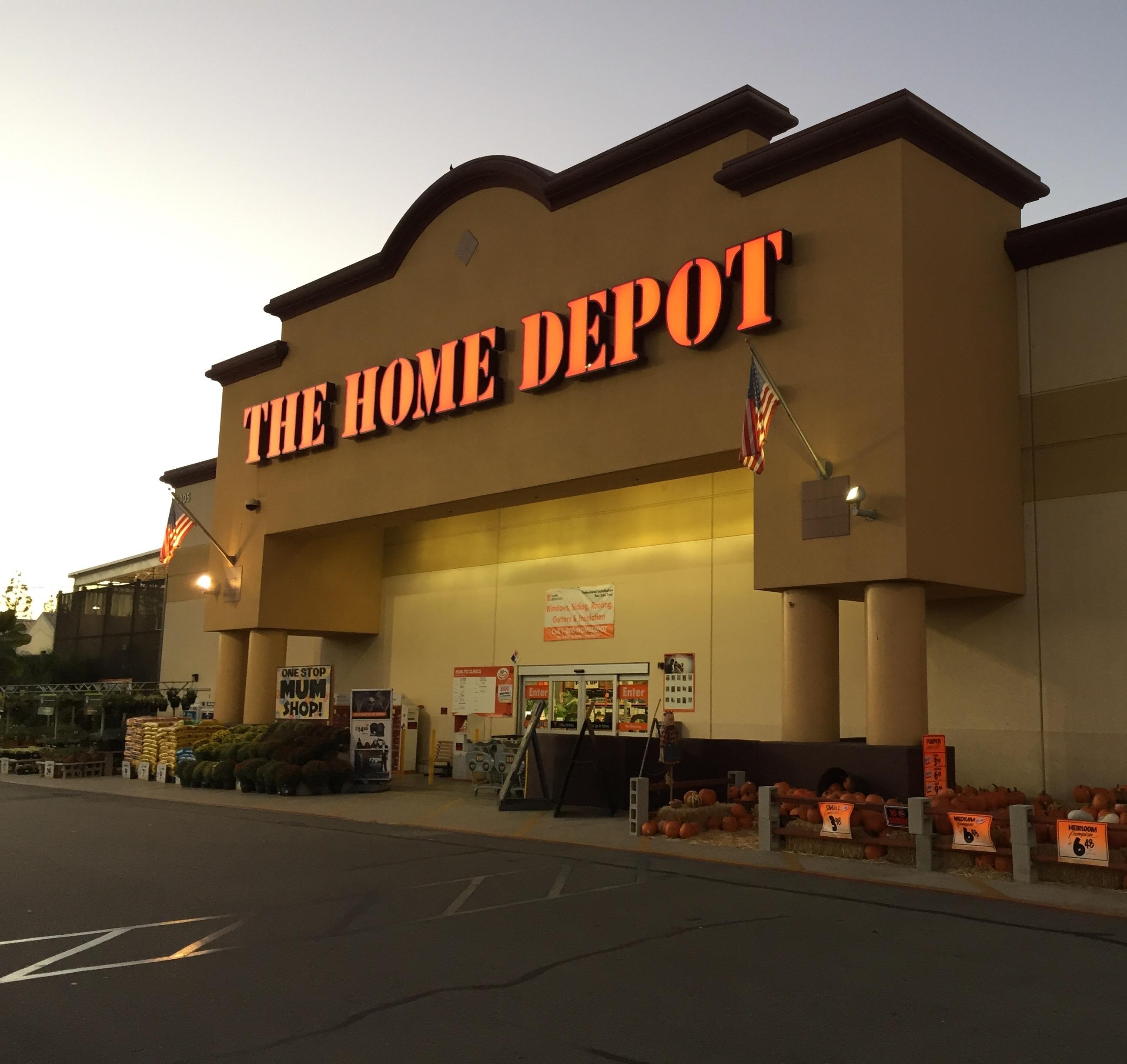 Home Depot San Dimas Image of Local Worship