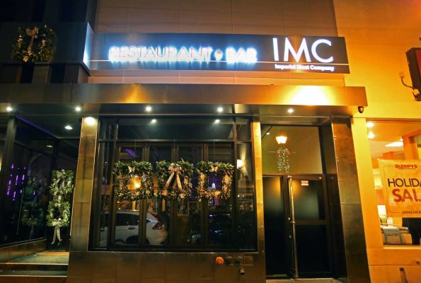Imc Restaurant Week Menu