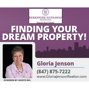 Gloria Jenson With Berkshire Hathaway Home Services Starck Real Estate