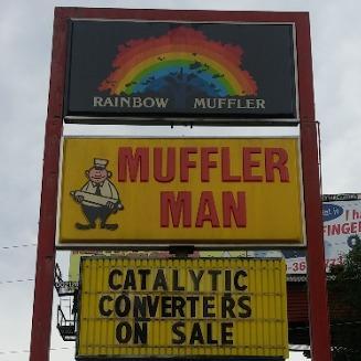 rainbow muffler muffler man  jacksonville fl  citysearch