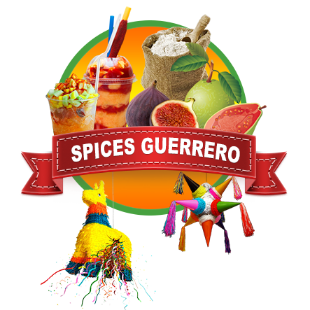 Spices Guerrero - ad image