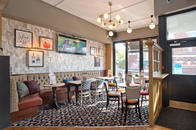 Sutton Arms - Seating