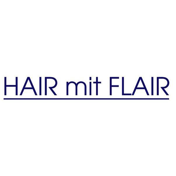 Logo von Hair mit Flair | Friseursalon Bergedorf Lohbrügge
