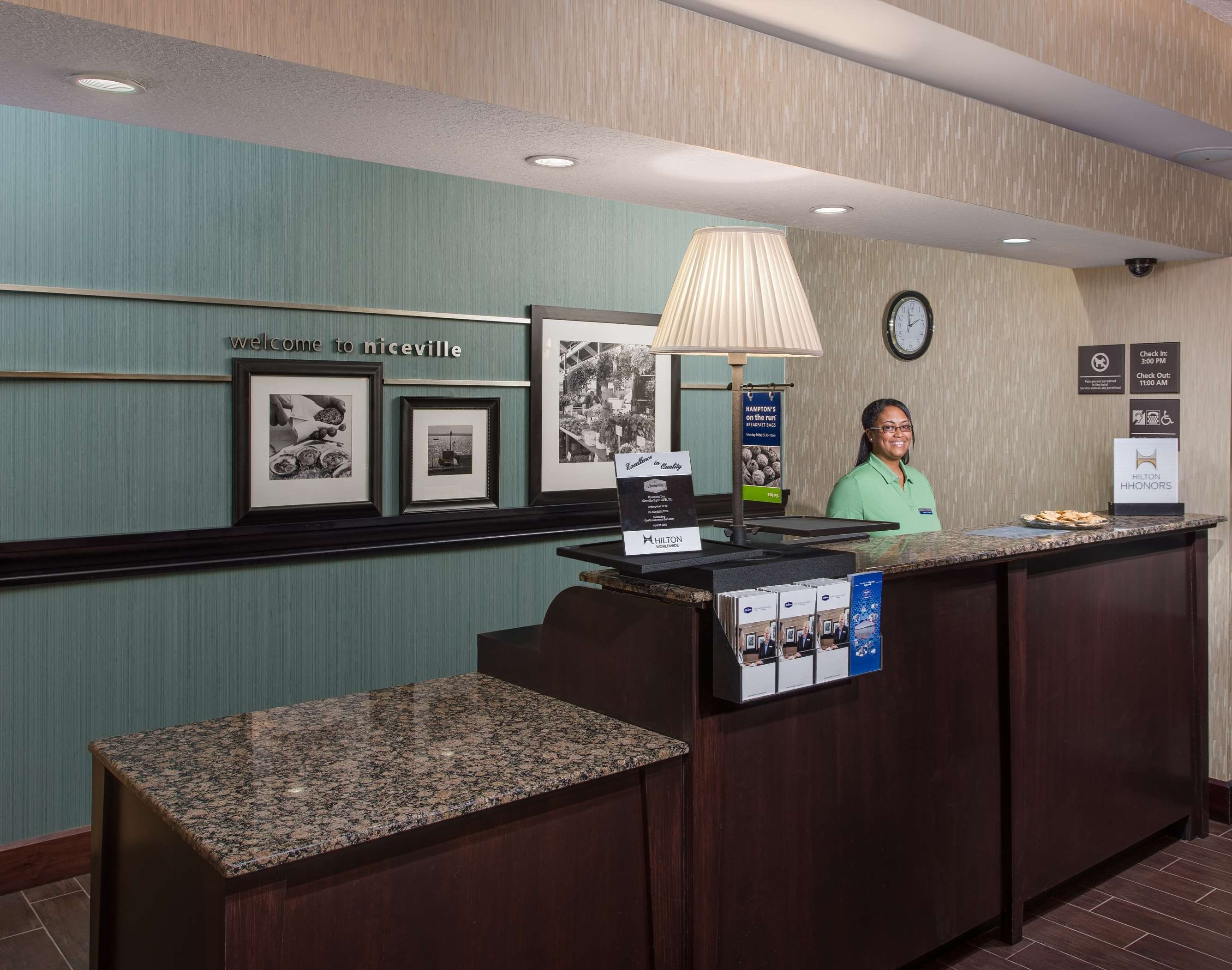 Hampton Inn Niceville-Eglin Air Force Base image 4