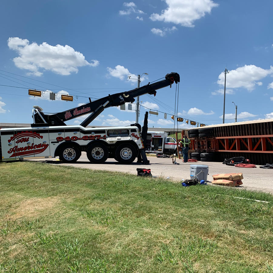 All American Towing & Recovery