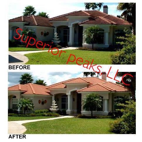 Superior Peaks, LLC Professional Roof & Exterior Cleaning