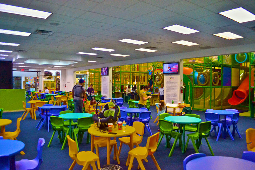 FunVille Playground and Cafe Chesapeake image 7