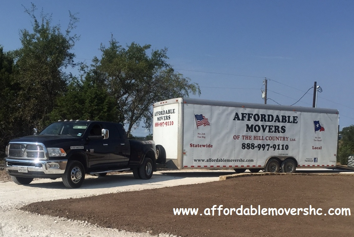 Affordable Movers of the Hill Country, Ltd image 0