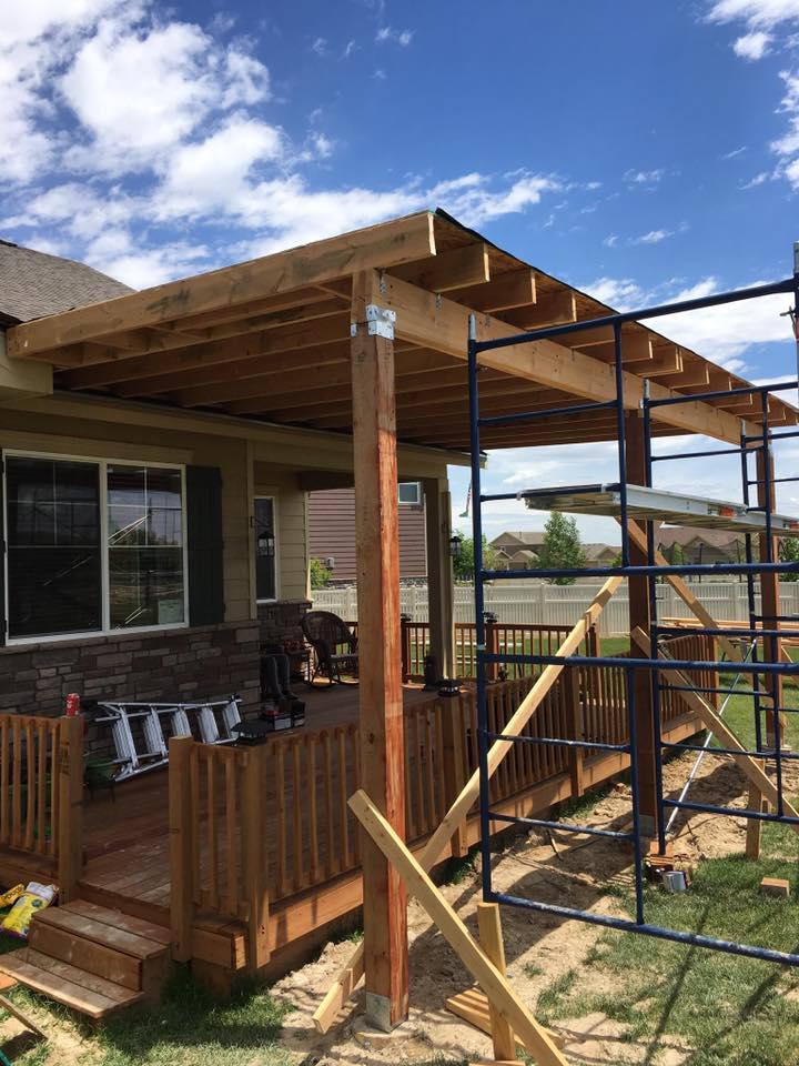Home repairs in Longmont, CO.