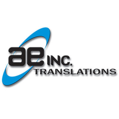 A E Inc. Translations