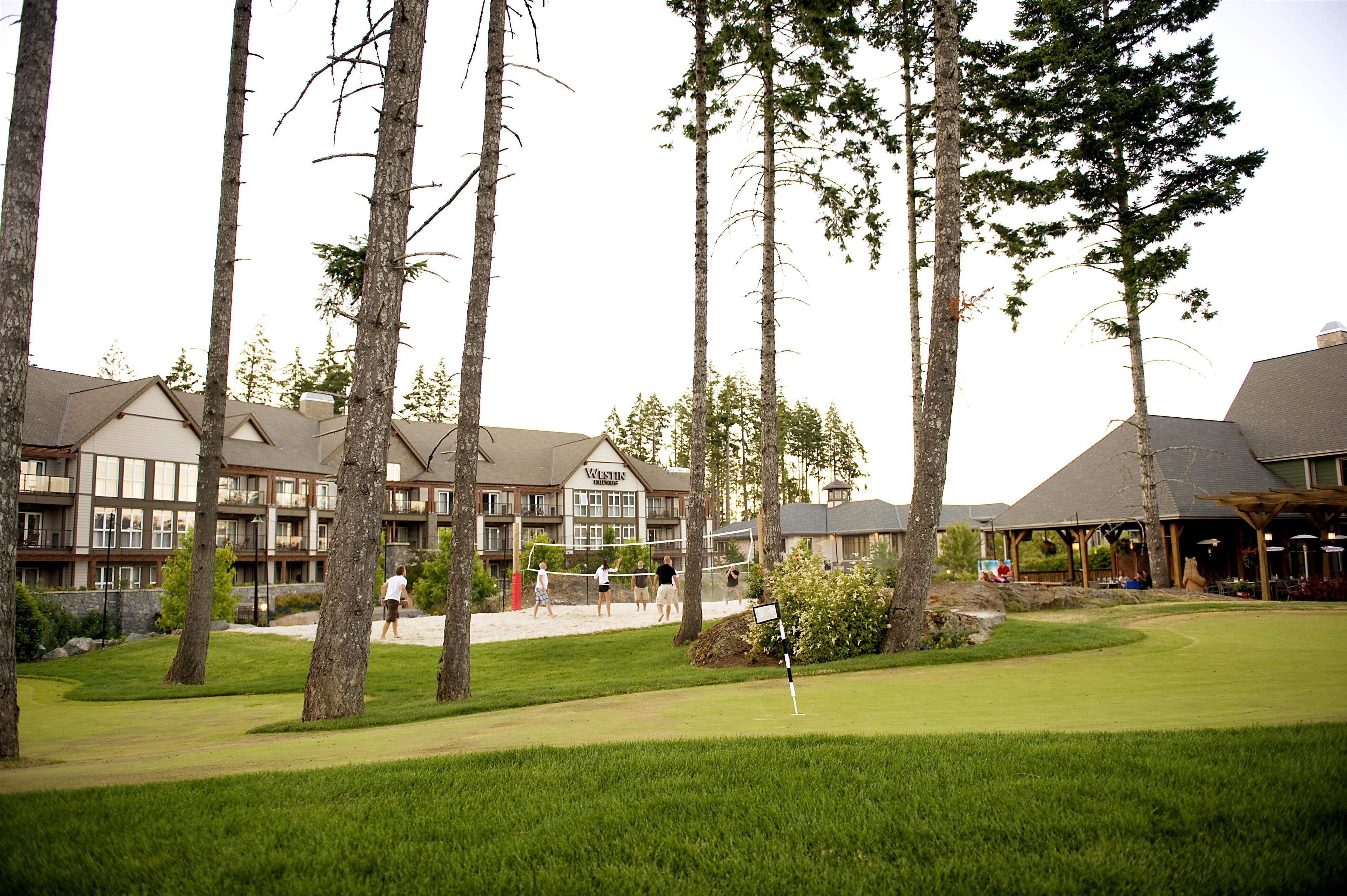 The Westin Bear Mountain Golf Resort & Spa, Victoria in Victoria: Beach Volleyball