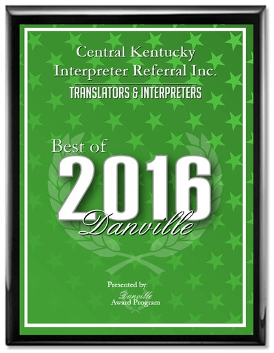 Central Kentucky Interpreter Referral Inc image 1