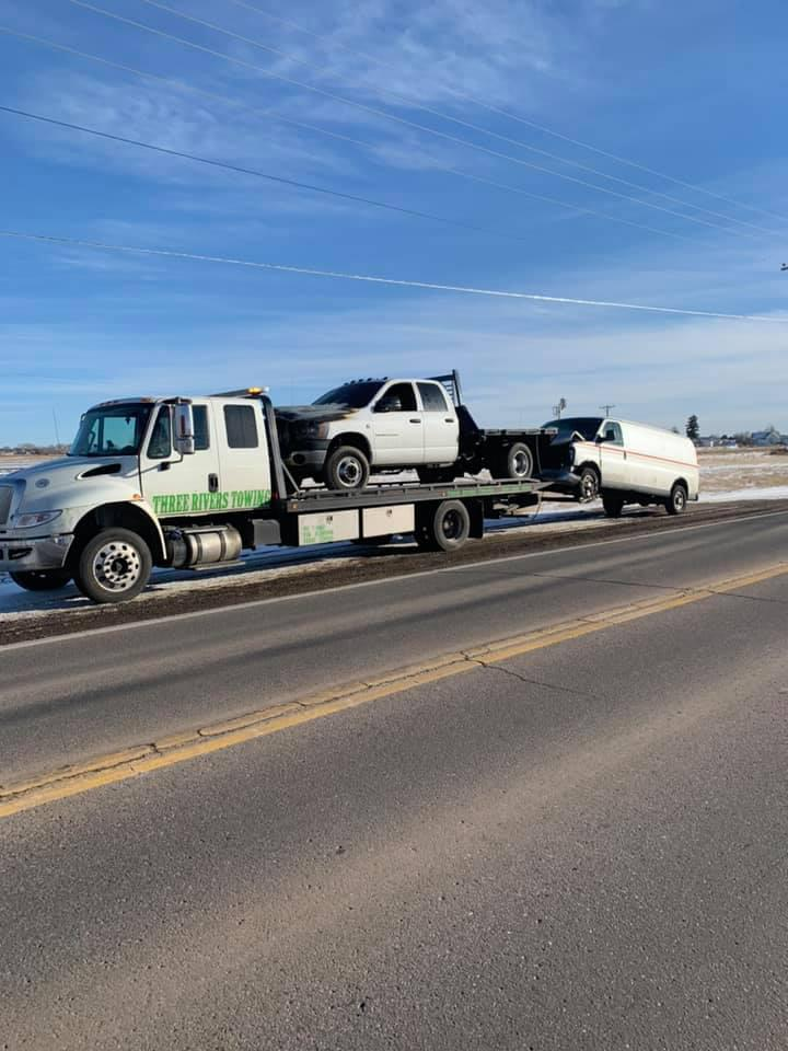 Three Rivers Towing & Recovery image 1