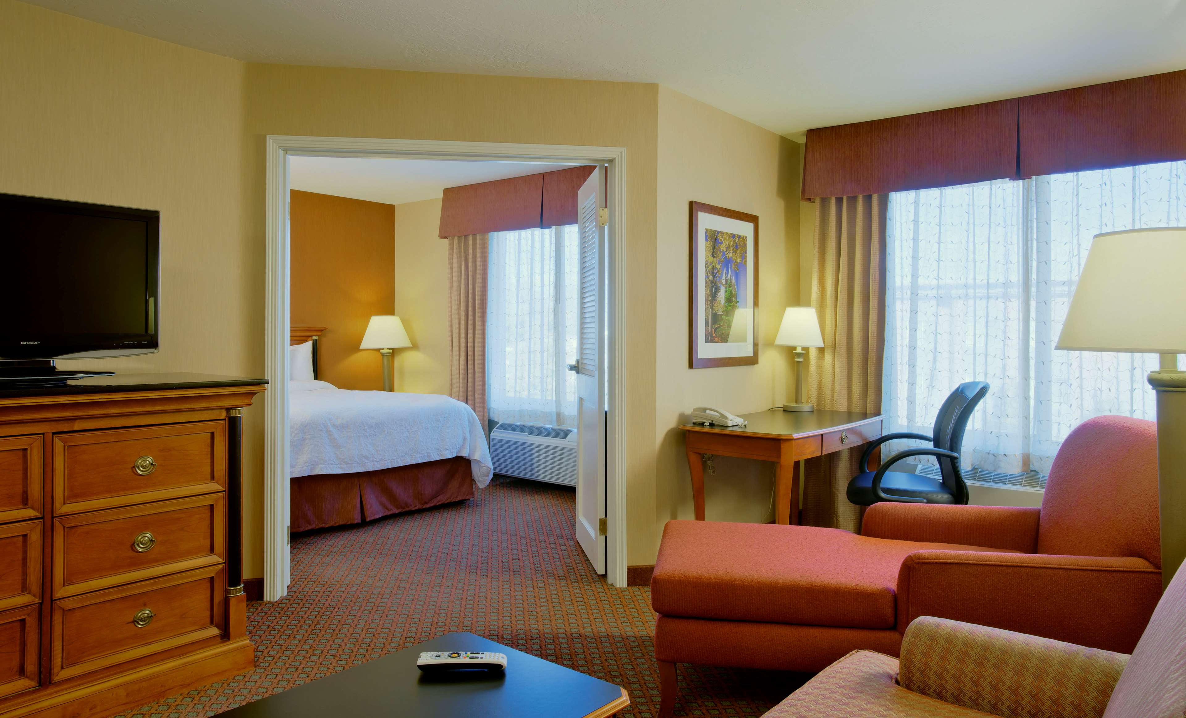 Hampton Inn & Suites Salt Lake City Airport image 18