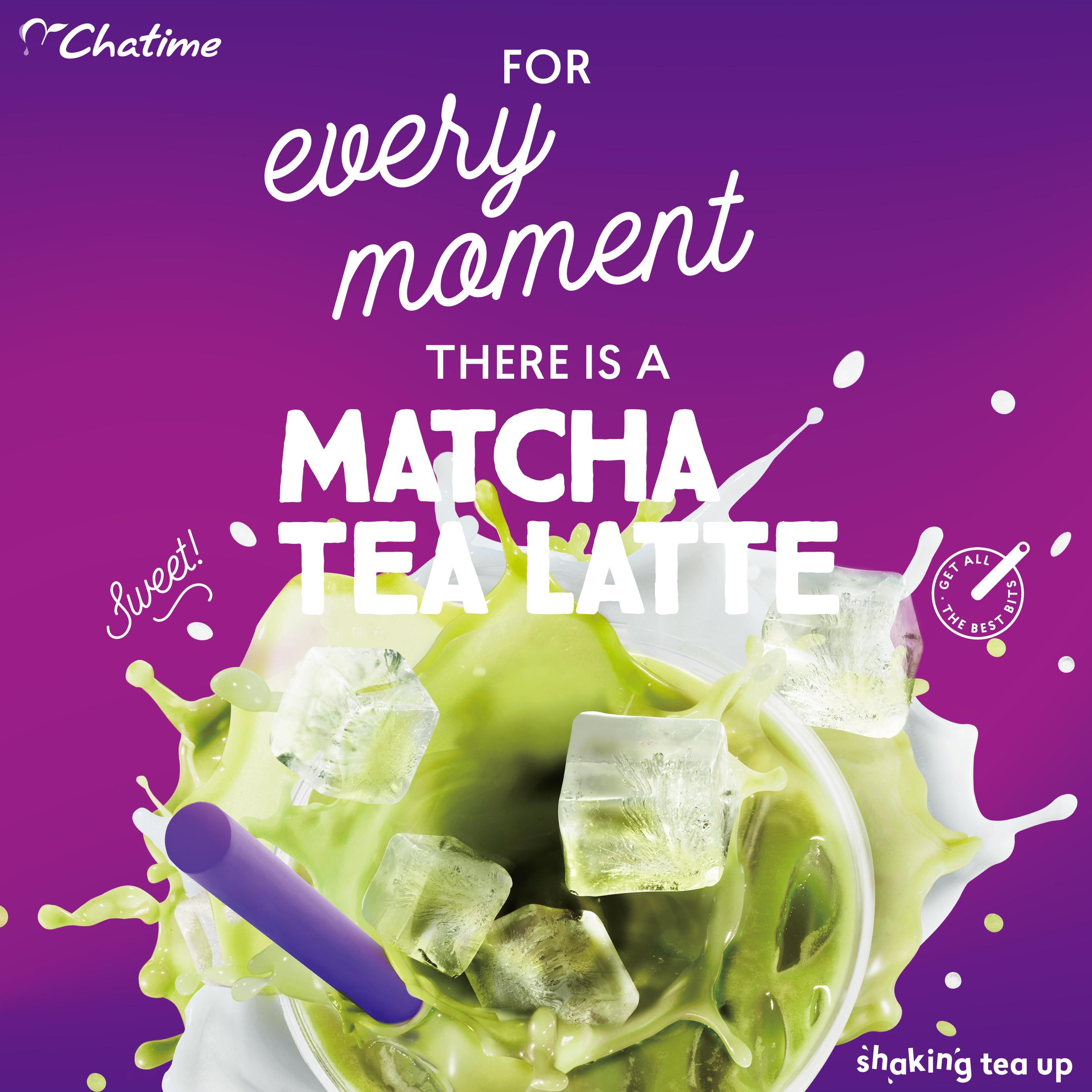 Chatime Bubble Tea & Slurping Noodles image 3