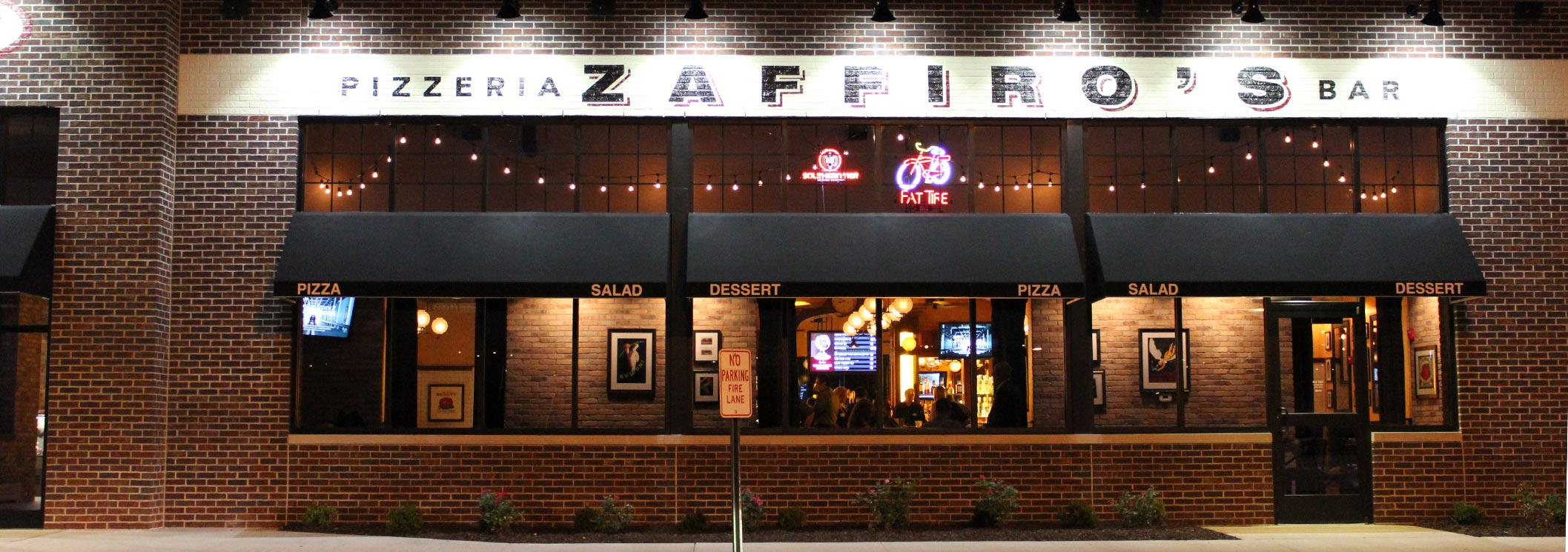 Zaffiro's Pizzeria - Parkwood