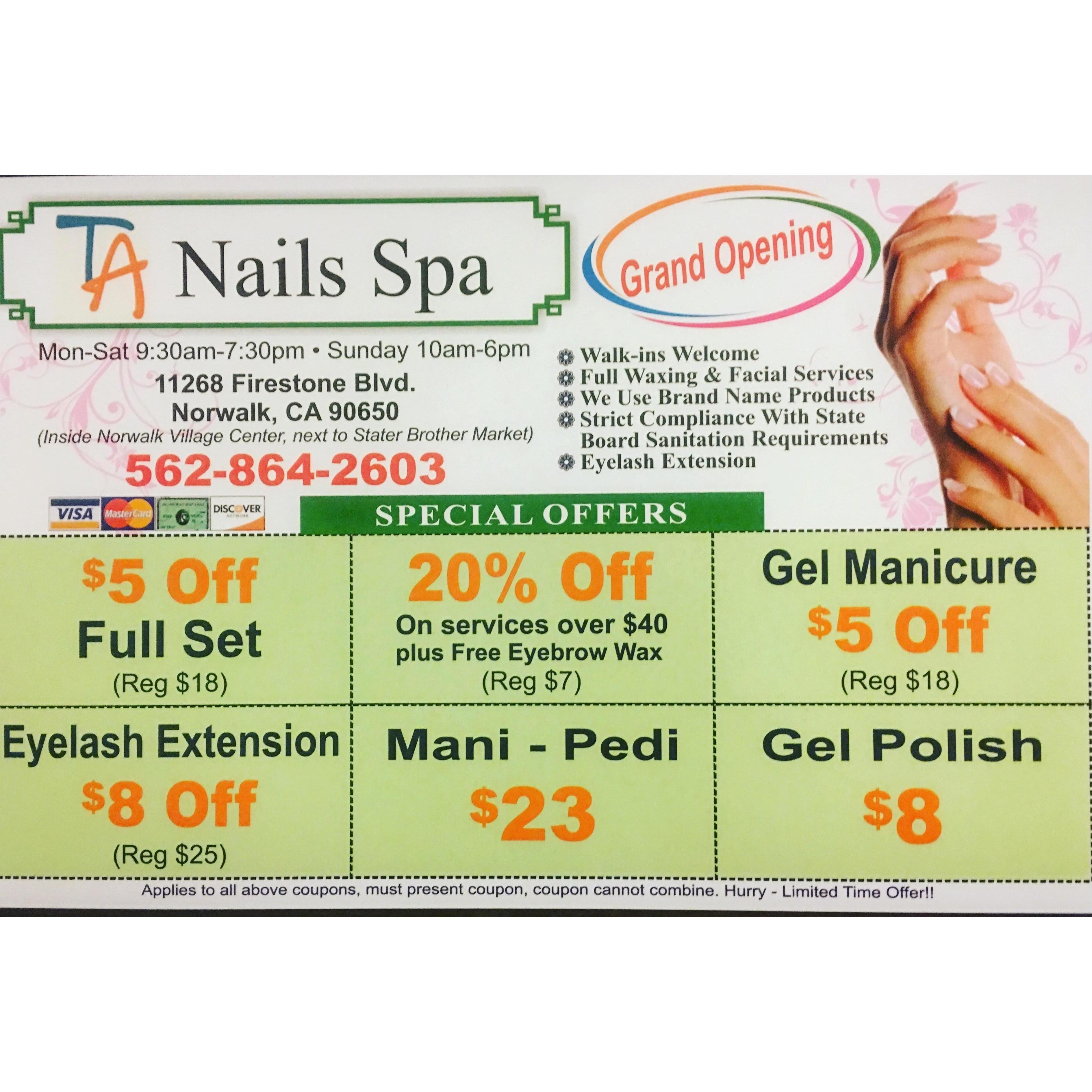 TA Nails & Spa image 56