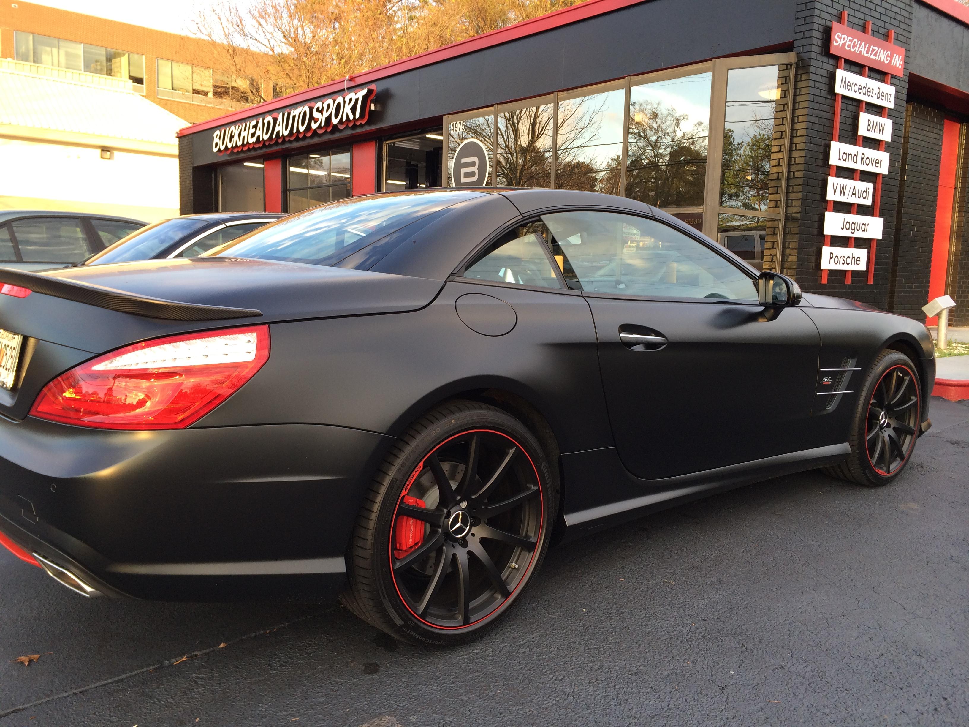 Stephen adams buckhead auto sport atlanta ga for Mercedes benz buckhead service