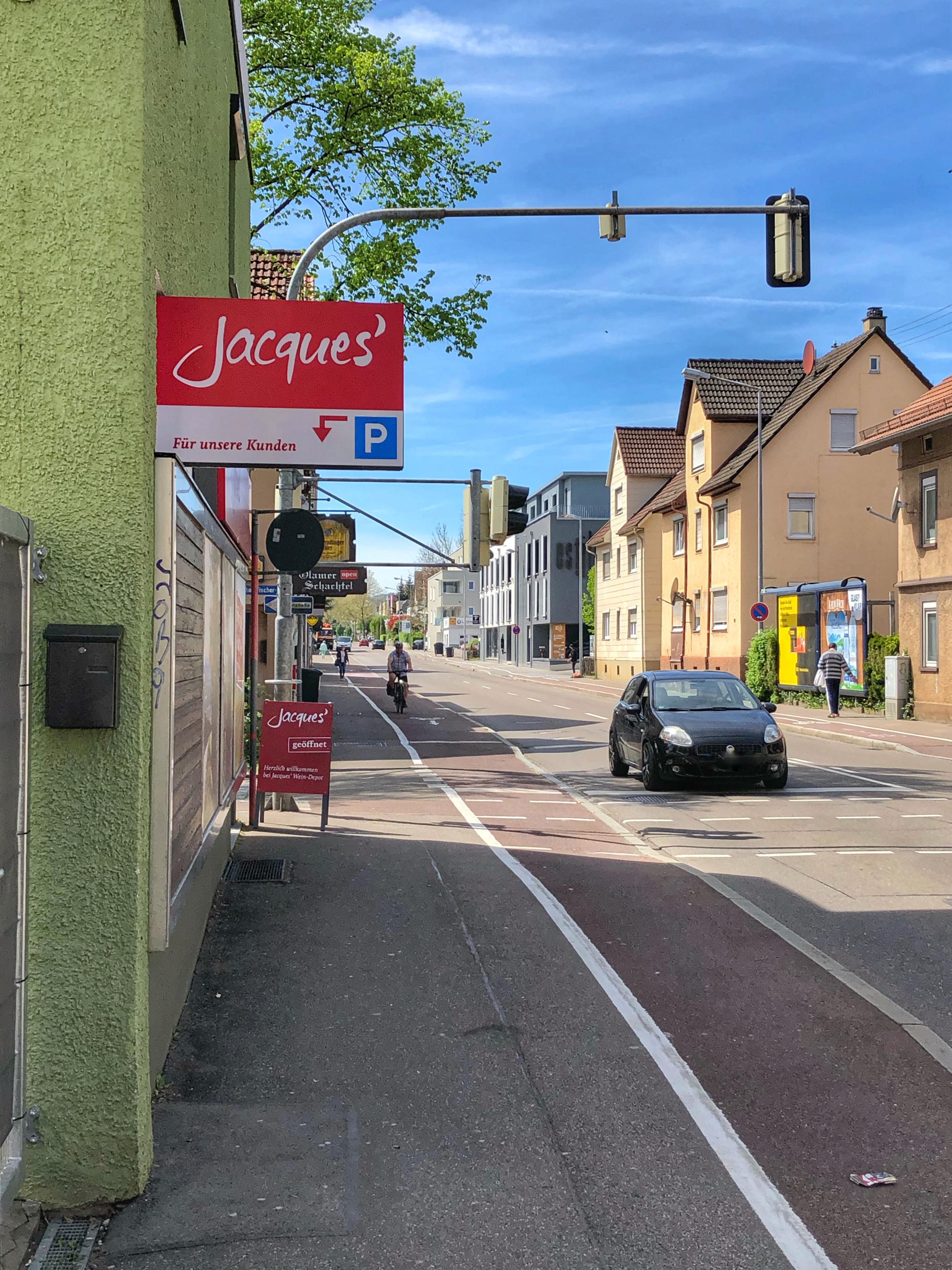 Jacques Wein Depot 1 Bewertung Aalen Gartenstraße Golocal