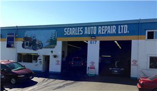 Searle's Auto Repair in Victoria