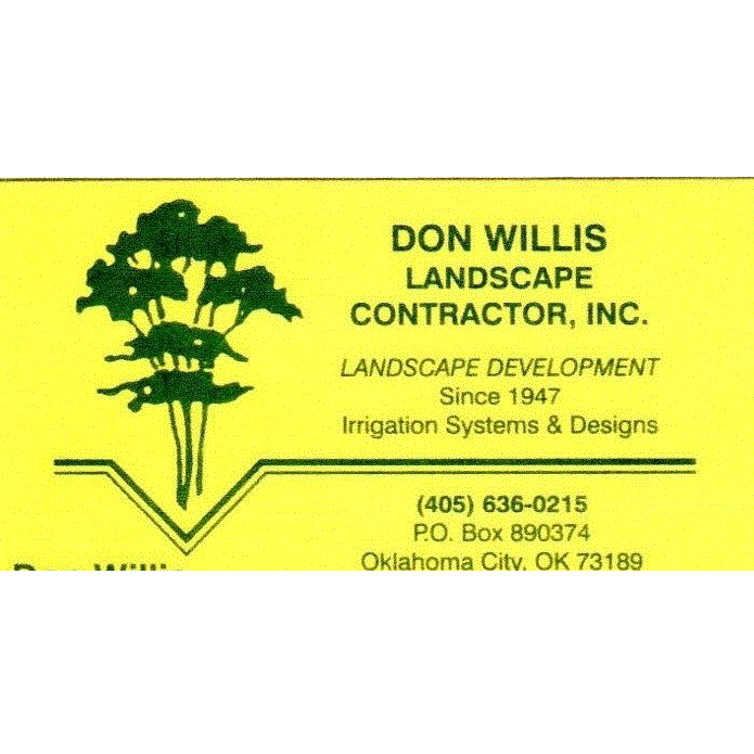 Don Willis Landscape Inc
