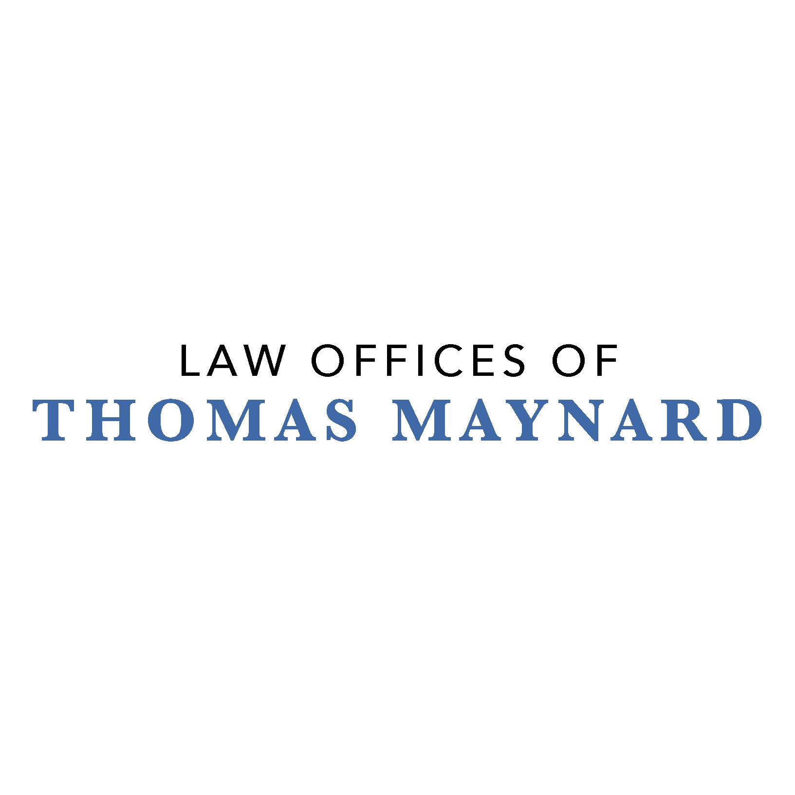 Law Offices of Thomas Maynard