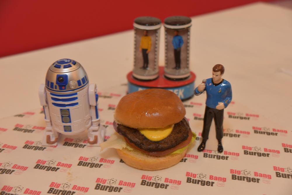 Big Bang Burger NYC image 0