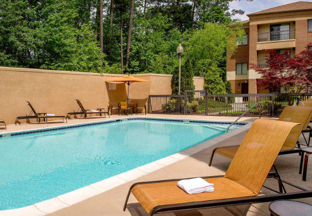 Courtyard by Marriott Durham Research Triangle Park image 11