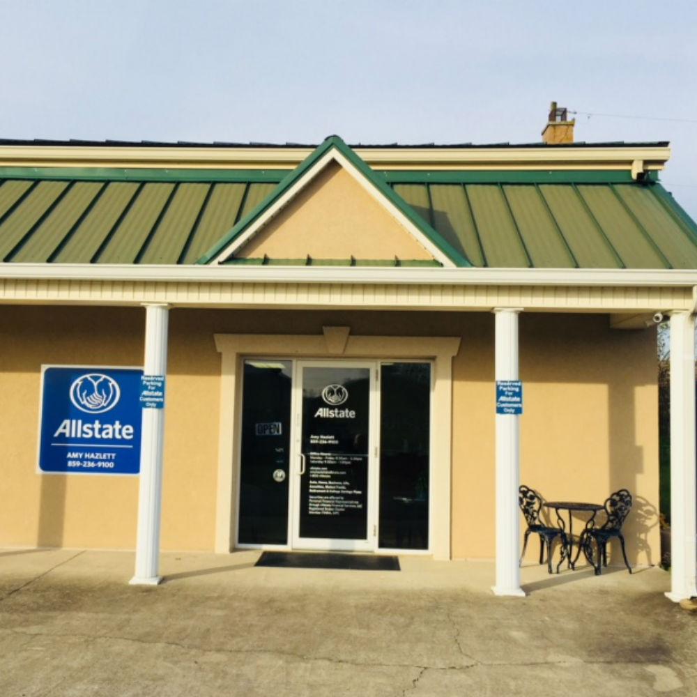 Amy Hazlett: Allstate Insurance